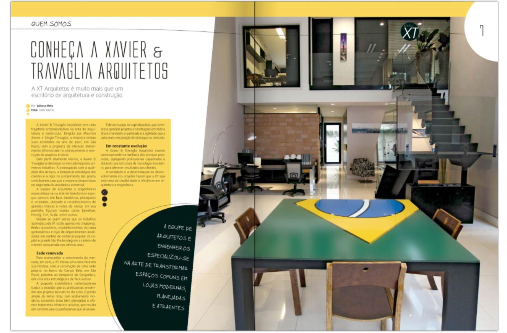 Conheça a Xavier & Travaglia Engenharia e Construção